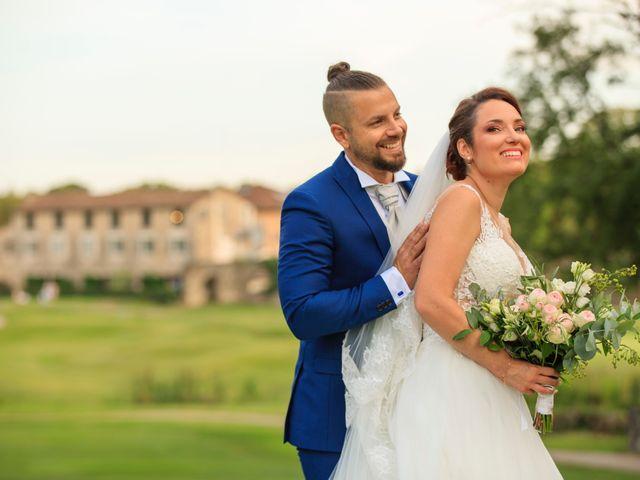 Le mariage de Kevin et Laure à Opio, Alpes-Maritimes 40