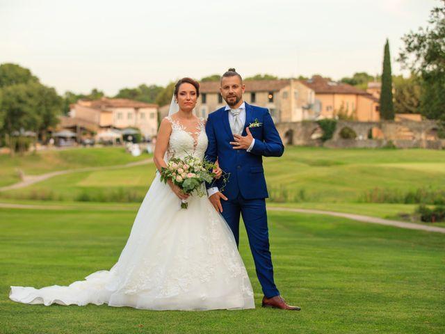 Le mariage de Kevin et Laure à Opio, Alpes-Maritimes 41