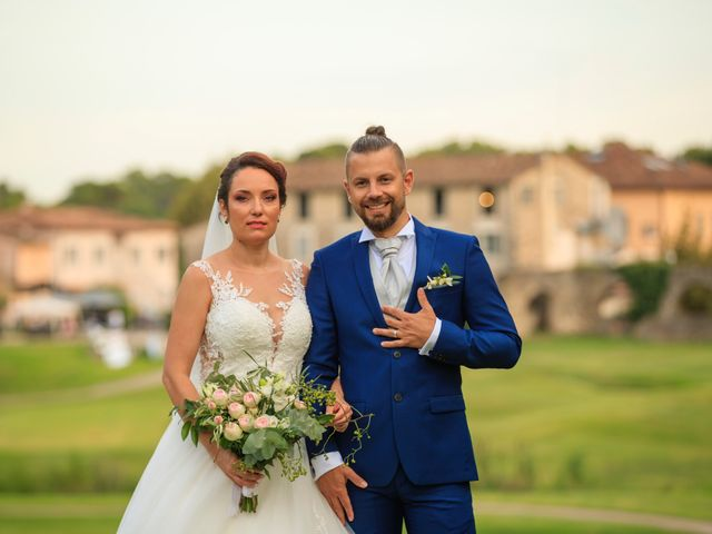 Le mariage de Kevin et Laure à Opio, Alpes-Maritimes 42