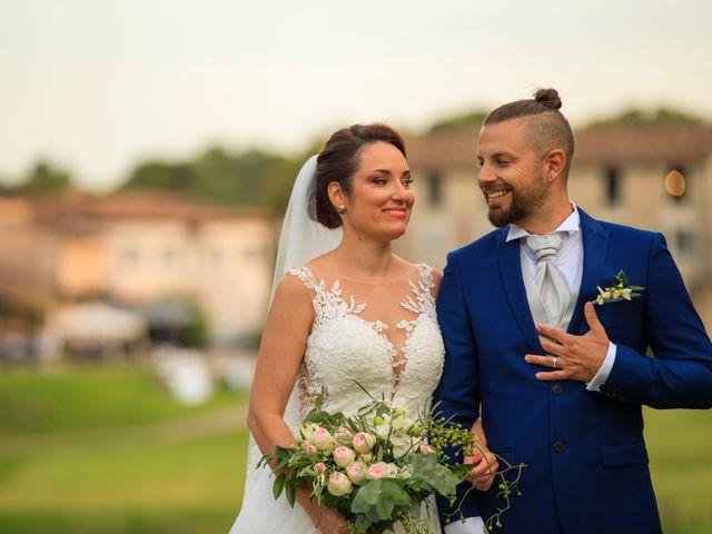 Le mariage de Kevin et Laure à Opio, Alpes-Maritimes 43
