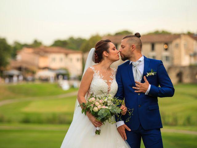 Le mariage de Kevin et Laure à Opio, Alpes-Maritimes 44