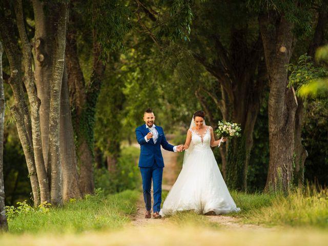 Le mariage de Kevin et Laure à Opio, Alpes-Maritimes 46