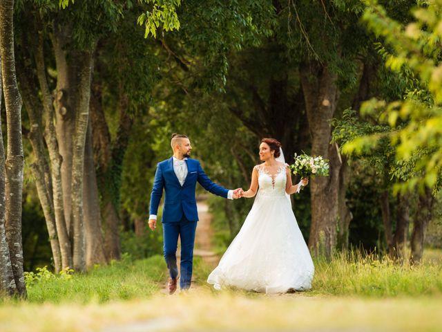 Le mariage de Kevin et Laure à Opio, Alpes-Maritimes 47
