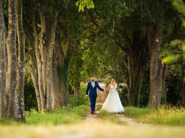 Le mariage de Kevin et Laure à Opio, Alpes-Maritimes 48