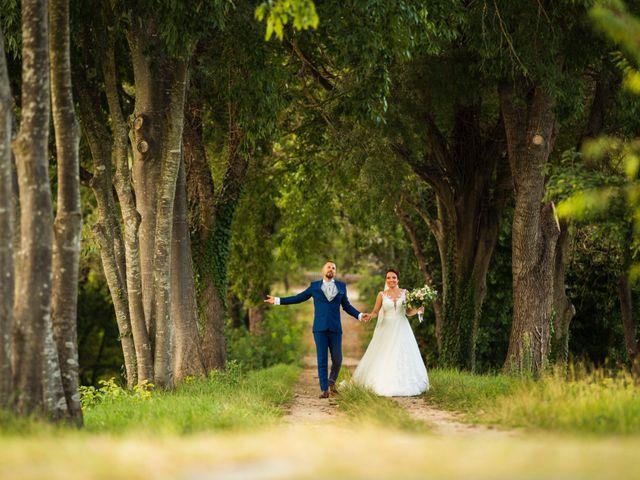 Le mariage de Kevin et Laure à Opio, Alpes-Maritimes 49