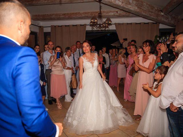 Le mariage de Kevin et Laure à Opio, Alpes-Maritimes 54