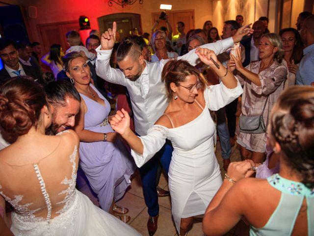 Le mariage de Kevin et Laure à Opio, Alpes-Maritimes 57
