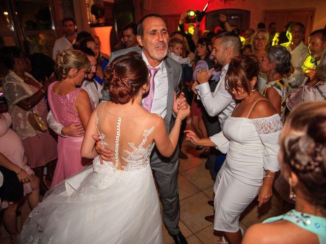 Le mariage de Kevin et Laure à Opio, Alpes-Maritimes 58