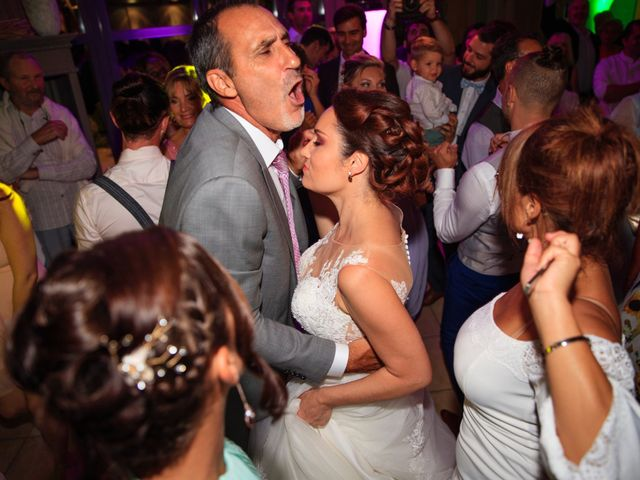 Le mariage de Kevin et Laure à Opio, Alpes-Maritimes 60