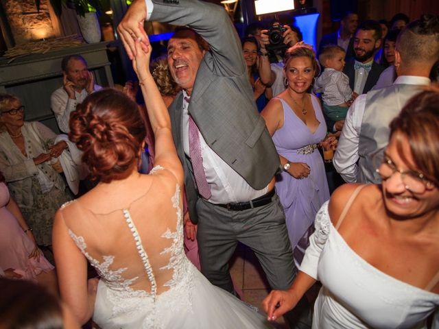 Le mariage de Kevin et Laure à Opio, Alpes-Maritimes 62