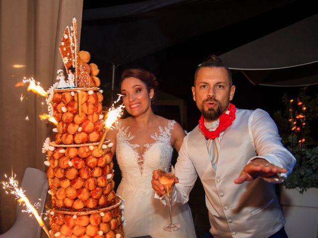 Le mariage de Kevin et Laure à Opio, Alpes-Maritimes 76