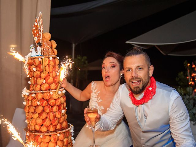 Le mariage de Kevin et Laure à Opio, Alpes-Maritimes 77