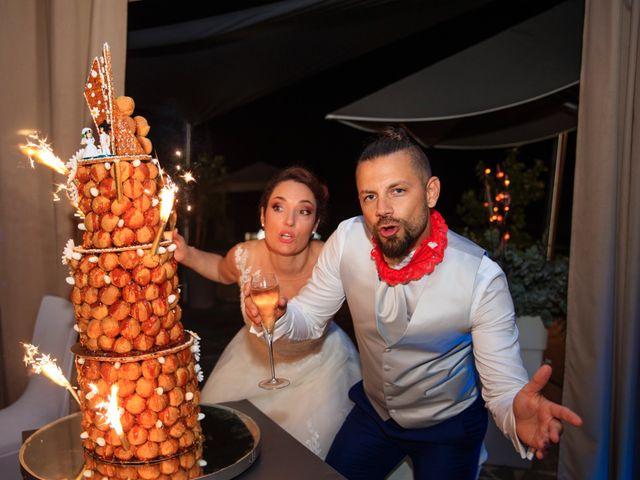 Le mariage de Kevin et Laure à Opio, Alpes-Maritimes 78