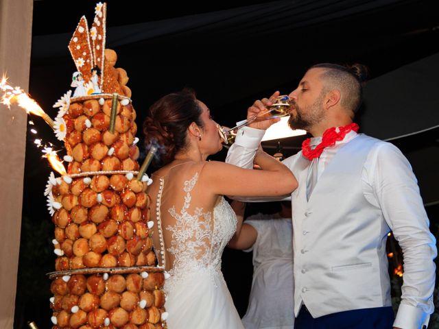 Le mariage de Kevin et Laure à Opio, Alpes-Maritimes 79