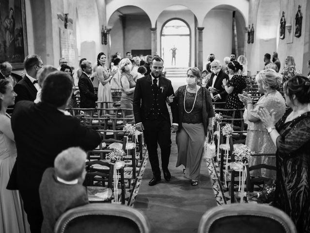 Le mariage de David et Audrey à Entrecasteaux, Var 28