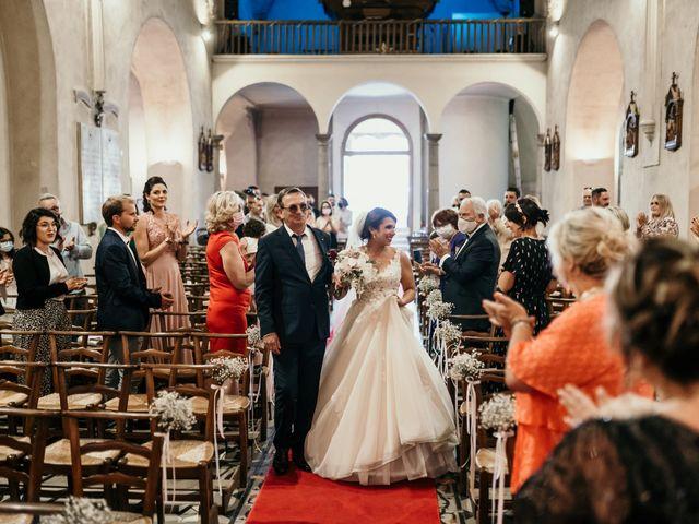Le mariage de David et Audrey à Entrecasteaux, Var 29