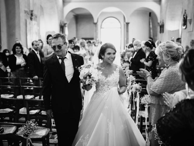 Le mariage de David et Audrey à Entrecasteaux, Var 30