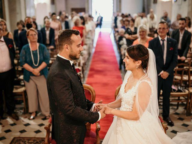 Le mariage de David et Audrey à Entrecasteaux, Var 33