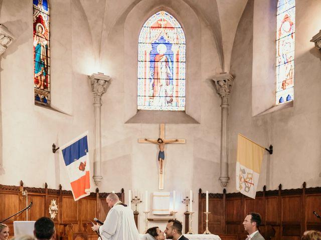 Le mariage de David et Audrey à Entrecasteaux, Var 34