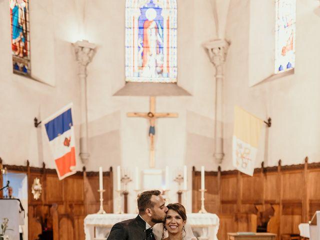 Le mariage de David et Audrey à Entrecasteaux, Var 35