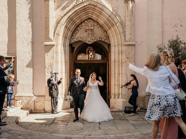 Le mariage de David et Audrey à Entrecasteaux, Var 36