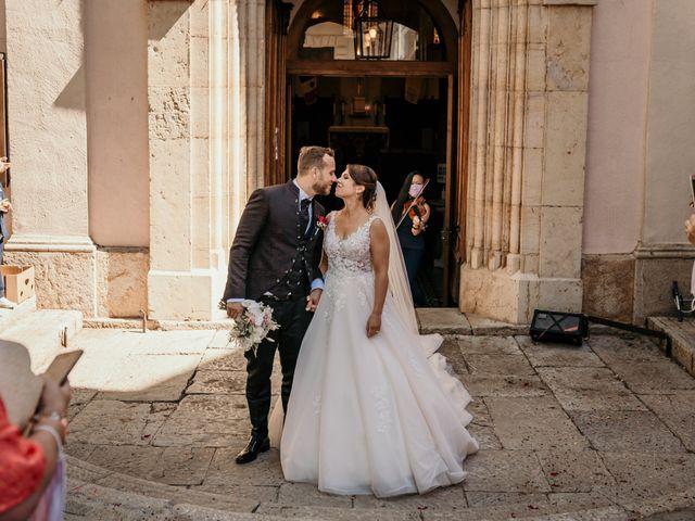 Le mariage de David et Audrey à Entrecasteaux, Var 37