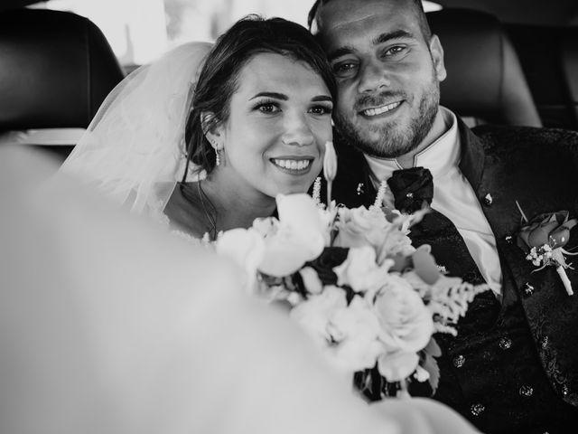 Le mariage de David et Audrey à Entrecasteaux, Var 39
