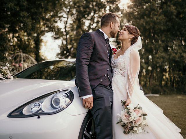 Le mariage de David et Audrey à Entrecasteaux, Var 43