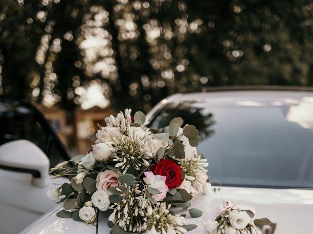 Le mariage de David et Audrey à Entrecasteaux, Var 45