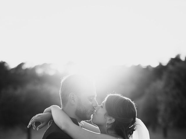 Le mariage de David et Audrey à Entrecasteaux, Var 53