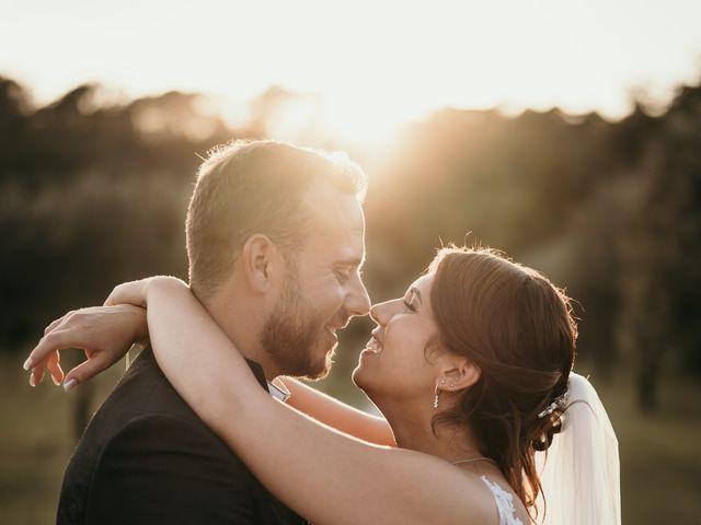 Le mariage de David et Audrey à Entrecasteaux, Var 54
