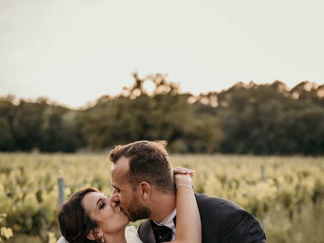 Le mariage de David et Audrey à Entrecasteaux, Var 57