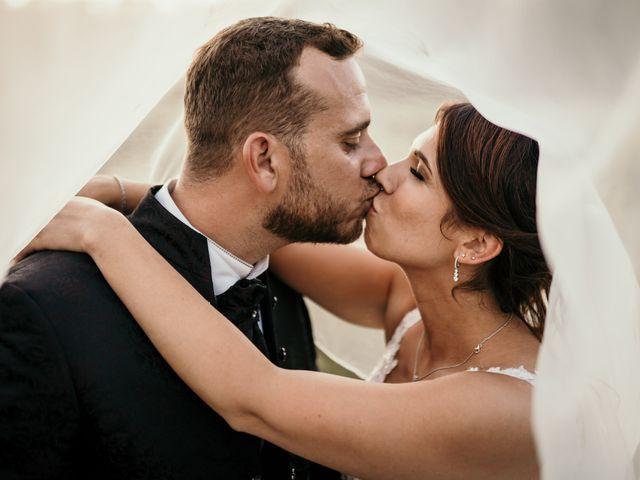 Le mariage de David et Audrey à Entrecasteaux, Var 58