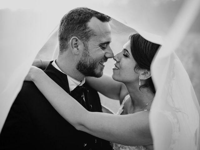 Le mariage de Audrey et David