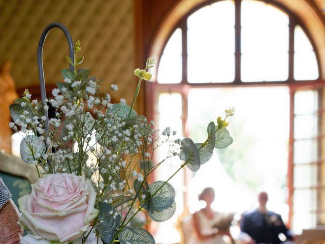 Le mariage de Philippe et Aurélie à Lurcy-Lévis, Allier 12