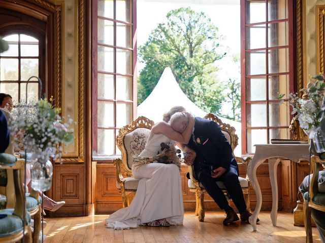 Le mariage de Philippe et Aurélie à Lurcy-Lévis, Allier 15