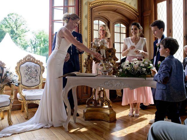Le mariage de Philippe et Aurélie à Lurcy-Lévis, Allier 17