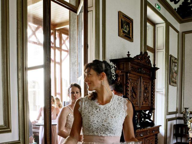Le mariage de Philippe et Aurélie à Lurcy-Lévis, Allier 18