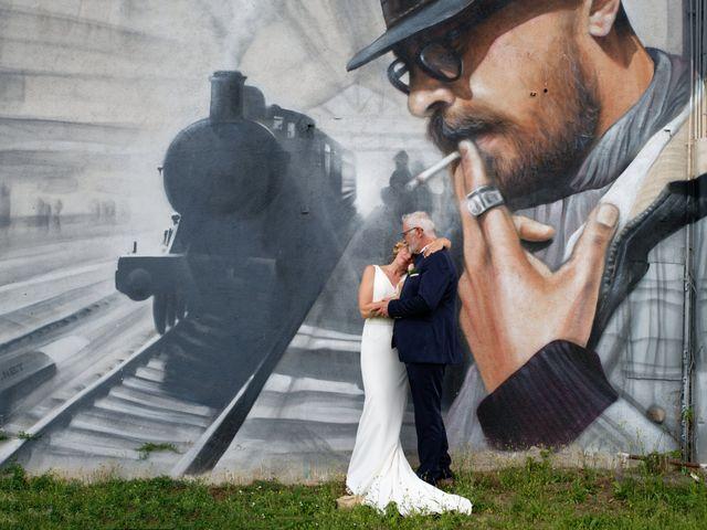 Le mariage de Philippe et Aurélie à Lurcy-Lévis, Allier 22