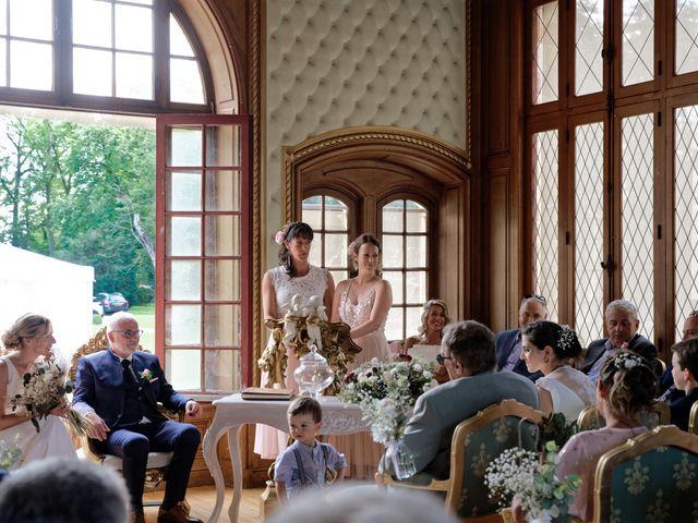 Le mariage de Philippe et Aurélie à Lurcy-Lévis, Allier 14