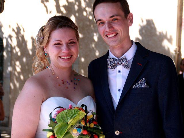 Le mariage de Marion et Mathieu à Soues, Hautes-Pyrénées 8