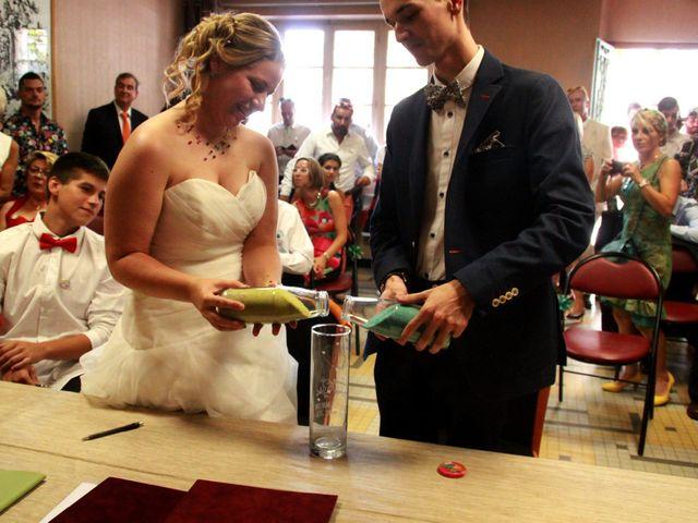 Le mariage de Marion et Mathieu à Soues, Hautes-Pyrénées 9