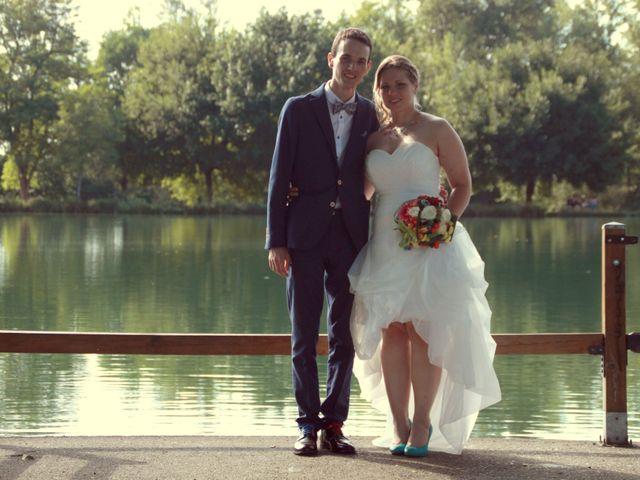 Le mariage de Marion et Mathieu à Soues, Hautes-Pyrénées 14