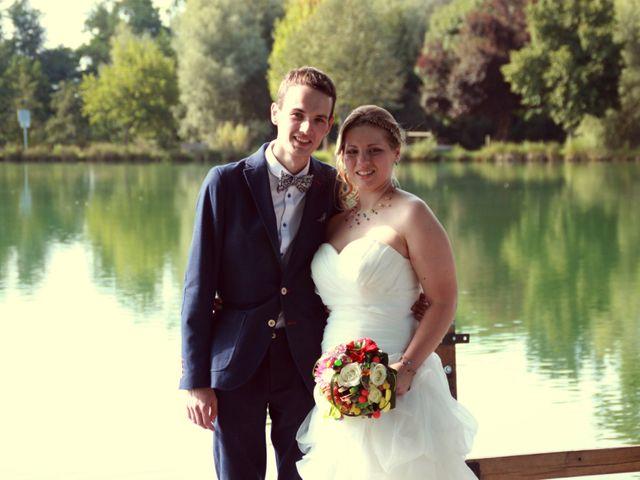 Le mariage de Marion et Mathieu à Soues, Hautes-Pyrénées 15