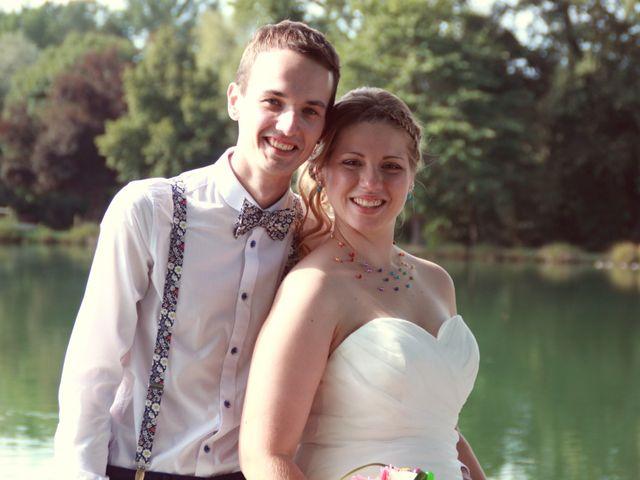 Le mariage de Marion et Mathieu à Soues, Hautes-Pyrénées 1