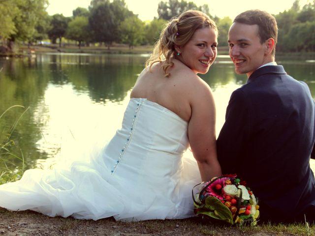 Le mariage de Marion et Mathieu à Soues, Hautes-Pyrénées 23