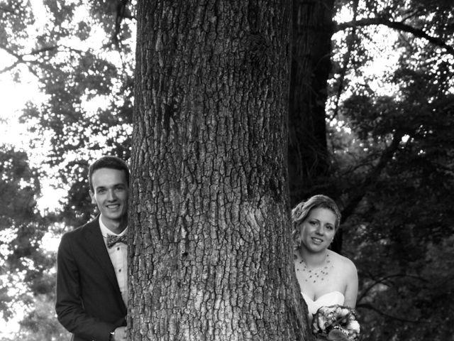 Le mariage de Marion et Mathieu à Soues, Hautes-Pyrénées 25