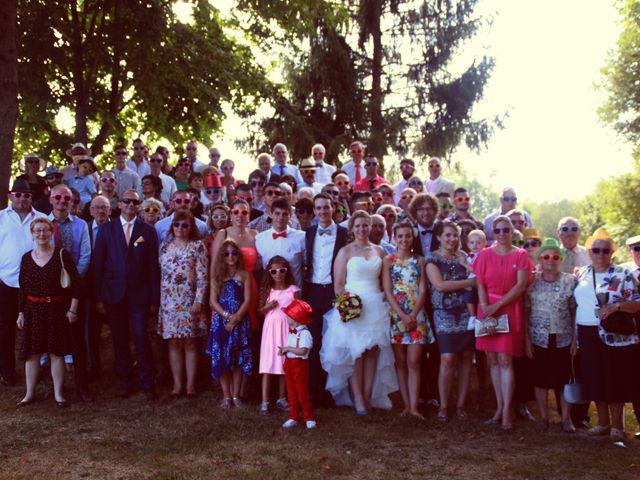 Le mariage de Marion et Mathieu à Soues, Hautes-Pyrénées 27