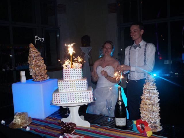 Le mariage de Marion et Mathieu à Soues, Hautes-Pyrénées 35
