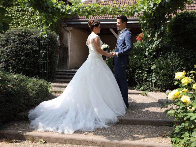 Le mariage de Julian et Isaline à Boucq, Meurthe-et-Moselle 3